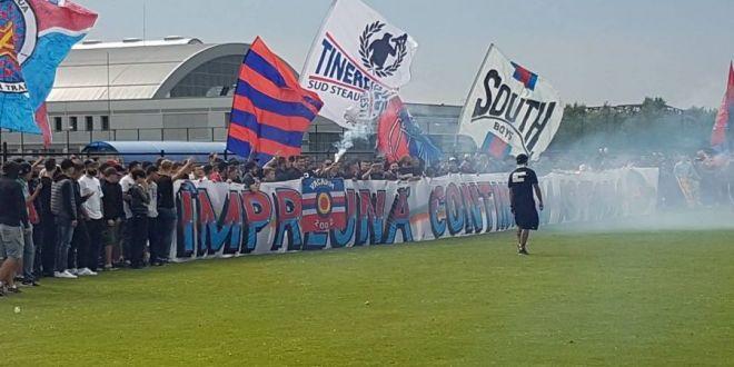 Stelistii vor juca ultimul meci din 2017 in Ghencea! Anuntul facut dupa partida din ultima etapa