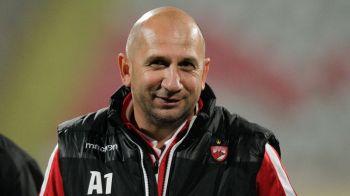 "Rade si plange in acelasi timp :) Miriuta a anuntat ""ultimul transfer la Dinamo"""