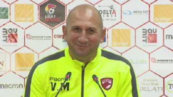 """""""A zis tiganu' ca da gol maine!"""" :) Pariul lui Miriuta pentru meciul cu CFR Cluj"""