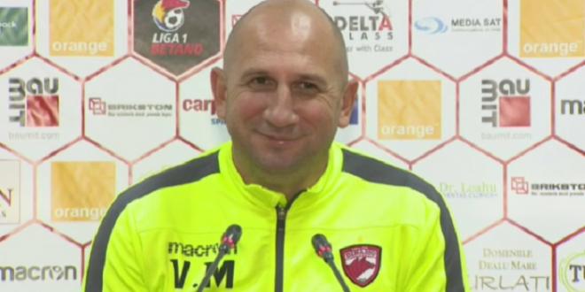 A zis tiganu  ca da gol maine!  :) Pariul lui Miriuta pentru meciul cu CFR Cluj