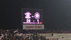 """Declaratia fabuloasa a portarului de la Venus Bucuresti, dupa ce a pierdut cu 1-26 in fata Rapidului: """"Daca nu le dadeau ei pe primele..."""" :))"""