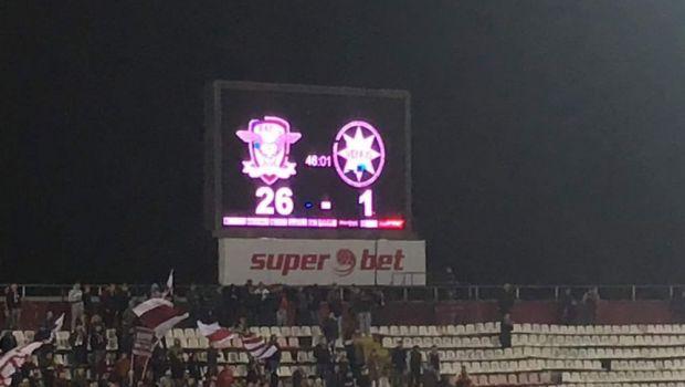Declaratia fabuloasa a portarului de la Venus Bucuresti, dupa ce a pierdut cu 1-26 in fata Rapidului:  Daca nu le dadeau ei pe primele...  :))