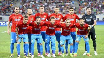 """Steaua i-a prelungit contractul celui mai vechi jucator din lot: inca 4 ani pentru """"Soldatul universal"""""""