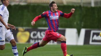 """Piovaccari e liber contract si ar vrea sa revina la Steaua: """"M-as intoarce oricand! Depinde de antrenor si de manager!"""""""