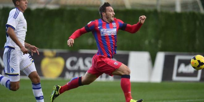 Piovaccari e liber contract si ar vrea sa revina la Steaua:  M-as intoarce oricand! Depinde de antrenor si de manager!
