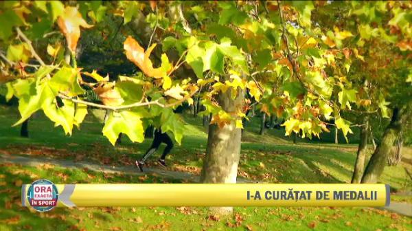 Campioana necunoscuta a Romaniei: se antreneaza cu o masca prin parcuri si munceste ca menajera ca sa se intretina! VIDEO