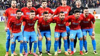 Viktoria Plzen - Steaua, joi, ProTV. UEFA a anuntat arbitrul partidei din Cehia. Nu toti romanii au avut noroc cu el la centru