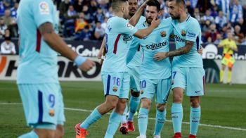 """Probleme la Barcelona, zici ca este Steaua :) Dezvaluirea incredibila facuta de un titular: """"Am renuntat la Cola si fast food, de asta joc bine acum!"""""""
