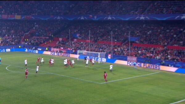 Sevilla 0-1 Liverpool | Firmino deschide scorul pe Sanchez Pizjuan