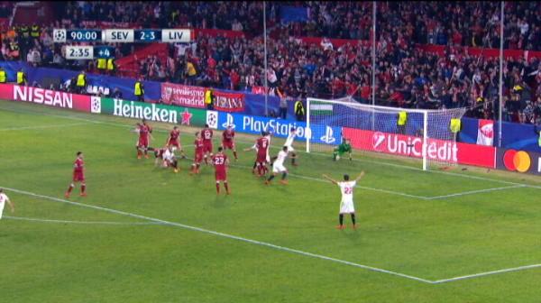 Sevilla 3-3 Liverpool | Revenire fabuloasa! Spaniolii egaleaza in prelungiri