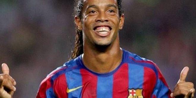 SENZATIE! Il vede peste Messi, Neymar si CR7! Jucatorul de care Ronaldinho s-a indragostit si il vrea la Barca
