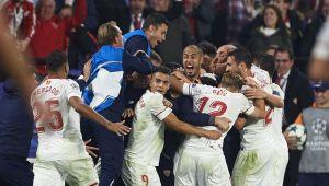 """DRAMA pentru jucatorii Sevillei la pauza cu Liverpool! Antrenorul i-a anuntat la scorul de 0-3: """"Am cancer!"""""""