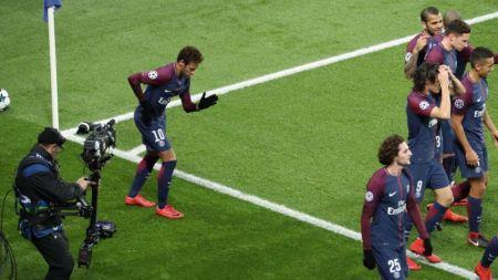 PSG a reusit cele mai multe goluri din istoria Ligii Campionilor in faza grupelor! Performanta incredibila a tripletei Neymar - Mbappe - Cavani