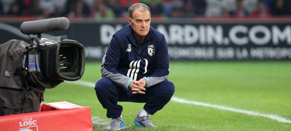 Situatie incredibila pentru Marcelo Bielsa! A fost suspendat de propriul club dintr-un motiv halucinant! Ce s-a intamplat