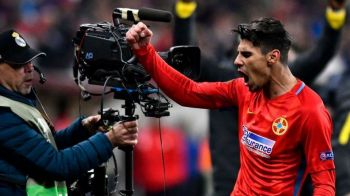 """O sa fim VIJELIA Europei! Arhanghelii! Coman o sa-i rupa genunchii lui Sergio Ramos!"" Becali anunta o afacere MONDIALA pentru Steaua"
