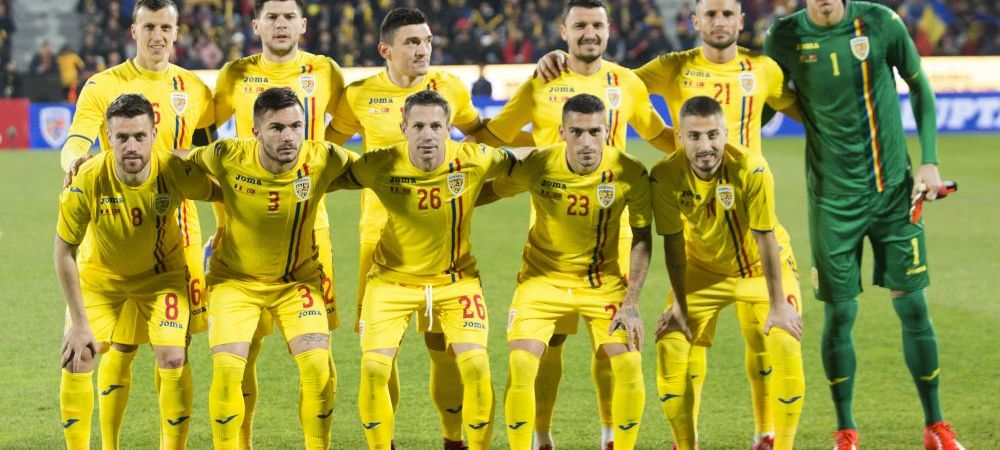 Romania a urcat 4 locuri in clasamentul FIFA! Paradox: Italia a urcat o pozitie desi va rata Mondialul!