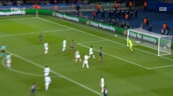SUPERSONICA lui Dani Alves! Gol SENZATIONAL in PSG - Celtic. VIDEO: cum a marcat