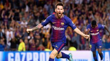 """""""Ei sunt cei 4 FANTASTICI!"""" Ce super jucatori vrea sa cumpere Barcelona pentru a-l pastra pe Messi"""
