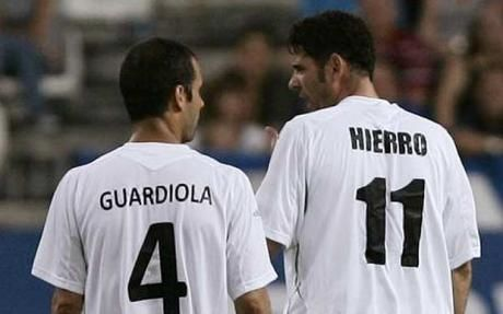Fernando Hierro, ca Mutu :) Legenda Realului a fost numit director sportiv in cadrul federatiei spaniole