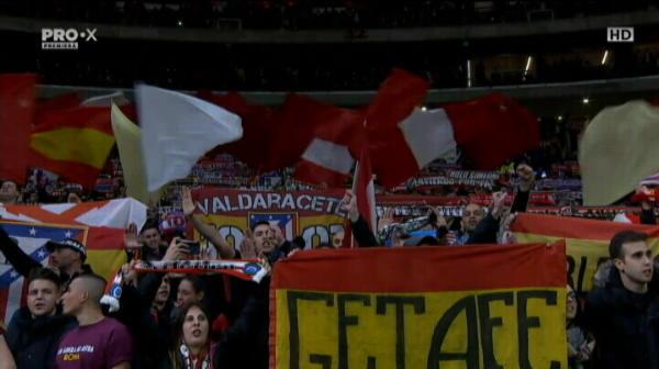 Rezumatul meciului Atletico Madrid - AS Roma