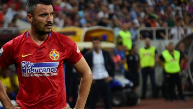 Budescu, furios pe arbitrajul de care a avut parte Steaua:  Ne iau la misto! Ne-au cam furat in ultimele doua etape din Europa!