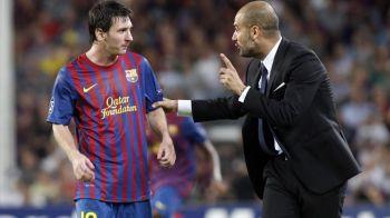 Guardiola sta la panda! Ce spune despre contractul lui Messi de la Barcelona