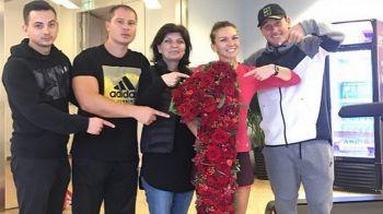 Simona Halep si-a stabilit staff-ul pentru 2018! Ce decizie a luat in privinta lui Andrei Pavel