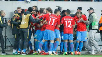 Steaua, singura salvare pentru Liga 1! Victorie obligatorie cu Lugano pentru a evita DEZASTRUL! Motivul pentru care trebuie sa ajunga in optimile Europa League