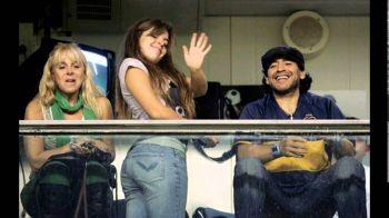 """Maradona a cerut ca una dintre fiicele sale sa fie ARESTATA: """"Vi se pare normal ce a facut?"""" Drama legendei din Argentina"""