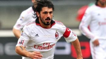 "Schimbare importanta la Milan: Gattuso este noul antrenor al ""diavolilor"""