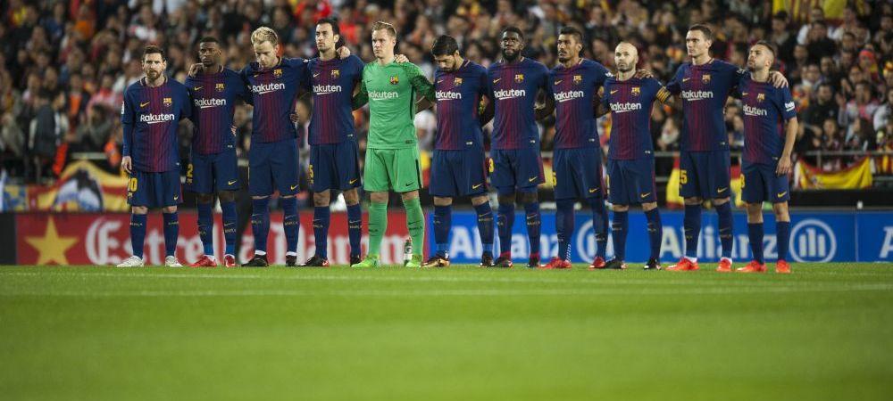 Surpriza uriasa pentru fanii Barcelonei: primul jucator care va fi transferat in iarna este un ANONIM! Pe cine vor sa aduca