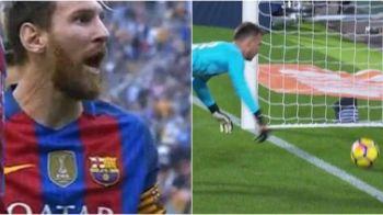 """Masura luata de Liga Spaniola dupa golul anulat gresit Barcelonei in meciul cu Valencia: """"A fost gol! A vazut toata Spania, a vazut toata lumea"""""""