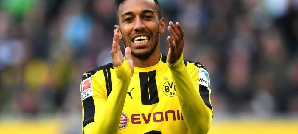Dortmund vrea sa SCAPE de Aubameyang! Cine poate sa-l ia la pret de Black Friday dupa scandalul MONSTRU de la Borussia