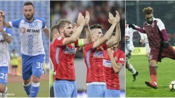 PROGRAMUL FINALULUI DE AN | Avantaj CFR, cu doua meciuri usoare si un derby; Steaua are de jucat CINCI partide in 17 zile