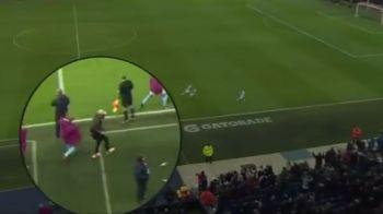 """Cui ii pasa ca am ligamentele rupte?"" Moment incredibil la City dupa golul victoriei din prelungiri! Cu piciorul rupt, Mendy a facut un sprint cu 19km/h"