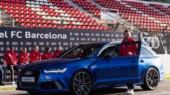 """Sponsorul i-a zis lui Messi sa-si ia ce masina vrea, argentinianul a surprins si nu a ales-o pe cea mai scumpa! Cine a luat """"bijuteria coroanei"""""""