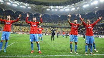 """Trei stelisti, chemati la Napoli: """"Sunt foarte buni si talentati. Munciti si veti ajunge departe!"""""""