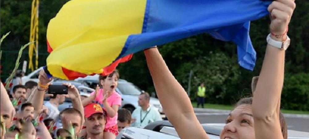 "Darren Cahill, mesaj in romana de Ziua Romaniei! Simona tine steagul sus: ""La multi ani, Romania!"" Mesajele jucatoarelor de la CSM"