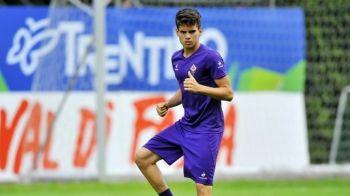 Ianis Hagi, probleme la Fiorentina! Ultimele vesti despre situatia pustiului roman