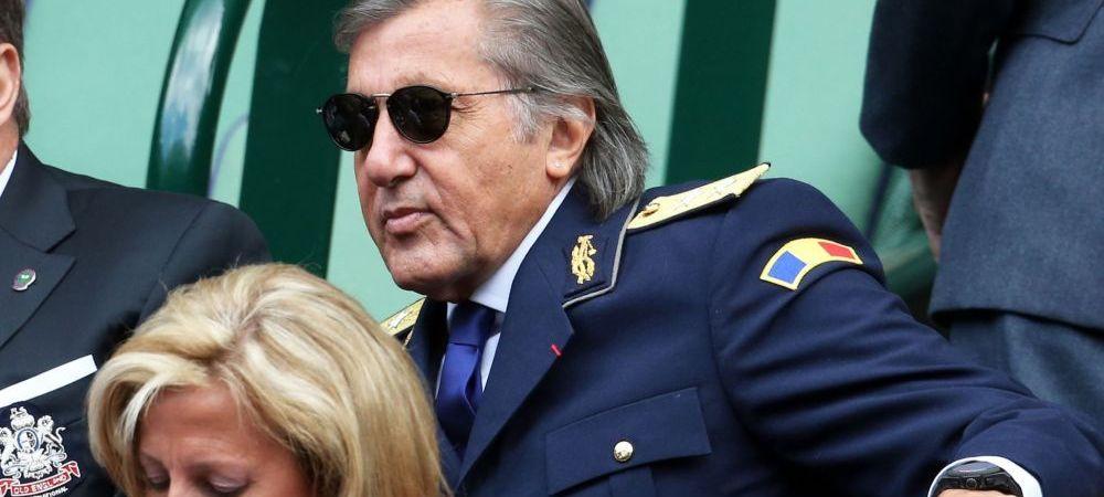 """Ilie Nastase, oprit de jandarmi sa intre in zona speciala la Parada de Ziua Nationala: """"Sunt foarte suparat, astept scuze"""""""
