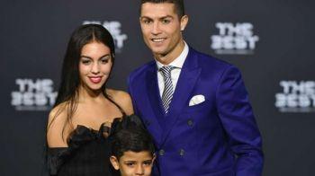 Prima aparitie a iubitei lui Ronaldo dupa ce a nascut! Georgina arata perfect la doar 18 zile distanta: FOTO