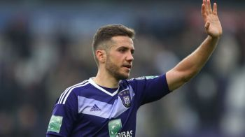 """Chipciu si-a explicat situatia de la Anderlecht: """"Multumesc clubului!"""" De ce a disparut din lotul belgienilor"""
