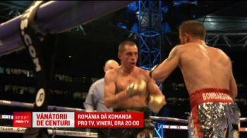Simion a fost luat cu SALVAREA din ring. Chinul prin care trece campionul din box