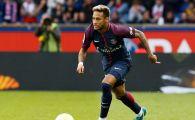 VIDEO | Reactie nervoasa a lui Neymar dupa prima infrangere a sezonului pentru PSG! Brazilianul a mers direct la arbitri