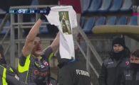 """Nedelcearu: """"Nu facem nimic daca schimbam antrenorul o data la doua luni!"""" Explicatia gestului de la gol: de ce a afisat tricoul cu Avram Iancu"""