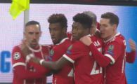 VIDEO REZUMATE | Bayern a marcat de trei ori cu PSG, dar nu a fost de ajuns pentru a castiga grupa! Toate ECHIPELE CALIFICATE