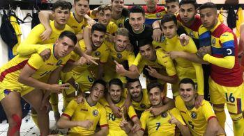 Romania va gazdui grupa la Turul de Elita: cu cine jucam pentru calificarea la Euro U19