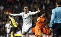 Faza de PlayStation a celor de la Liverpool, BIJUTERII reusite de Ronaldo si Aubameyang! Cele mai frumoase goluri de aseara din Liga Campionilor! VIDEO