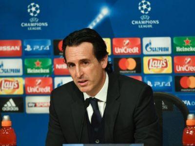 L'Equipe: Unai Emery, aproape de demiterea de la PSG! Lista impresionanta de posibili inlocuitori
