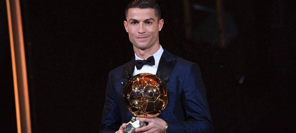 "Ronaldo nu a glumit: ""Vreau 7 copii si 7 Baloane de Aur!"" Portughezul a anuntat echipa la care vrea sa-si incheie cariera"